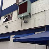 Climatizador Evaporativo para Escolas
