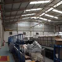 Climatizador Evaporativo Industrial