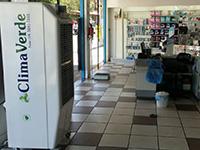 Climatizadores para Comércios