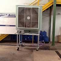 Climatizador Evaporativo para Indústria