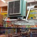 Climatizador evaporativo de ar