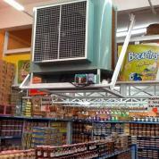 Climatizador para ambiente comercial