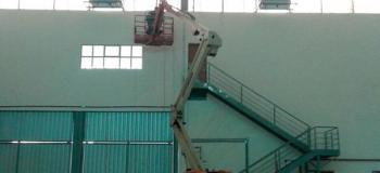 Climatizador evaporativo para grandes ambientes