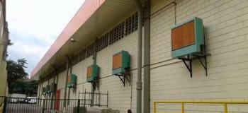 Climatizador evaporativo nebulizador