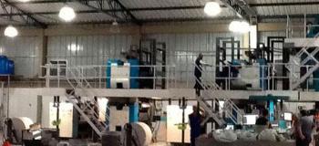 Climatizadores industriais de parede