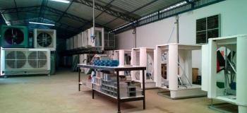 Fabricante de climatizadores